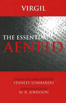 The Essential Aeneid by Virgil image