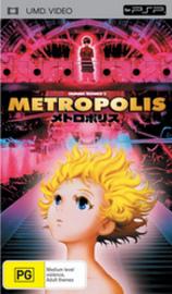 Metropolis for PSP