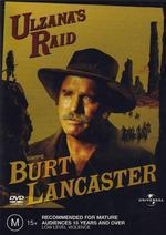 Ulzana's Raid on DVD