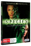 Species - The Complete Evolution (4 Disc Set) DVD