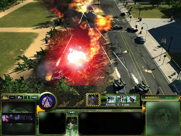 Act of War: Direct Action for PC image