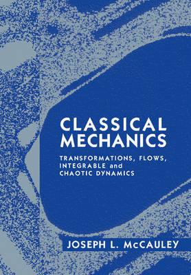 Classical Mechanics by Joseph L. McCauley image