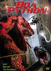 Boa vs. Python on DVD