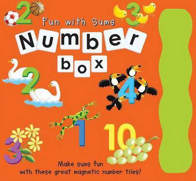 Fun with Sums Number Box by Ruth Wickins