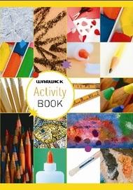 Warwick Blank 28lf Scrapbook - Assorted Designs