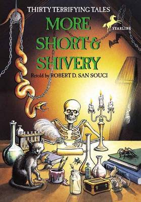 More Short & Shivery by Robert D.San Souci image