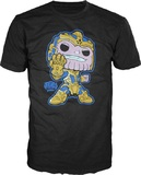 Marvel Guardians of the Galaxy - Thanos Pop! T-Shirt (Small)