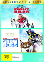 Eight Below / Snow Dogs - Collector's 2-Pack (2 Disc Set) on DVD