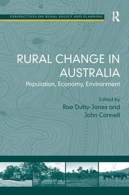 Rural Change in Australia by John Connell