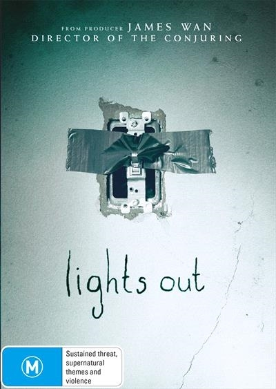 Lights Out on DVD