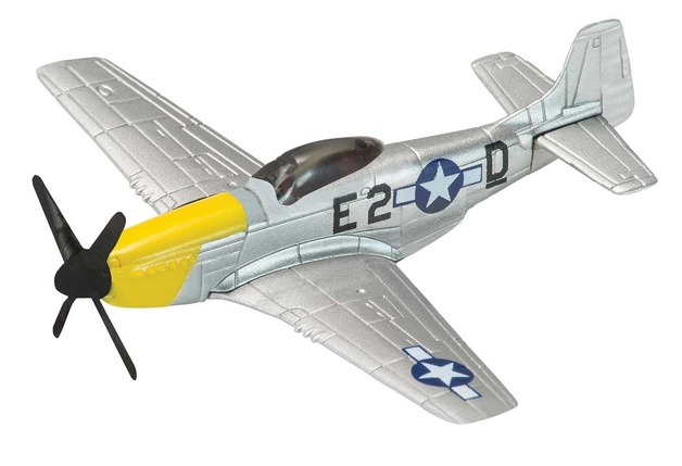 Corgi: Showcase P-51 Mustang - Diecast Model