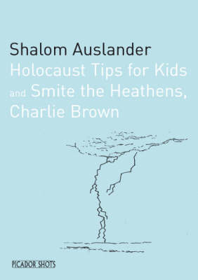 PICADOR SHOTS - Holocaust Tips for Kids by Shalom Auslander image