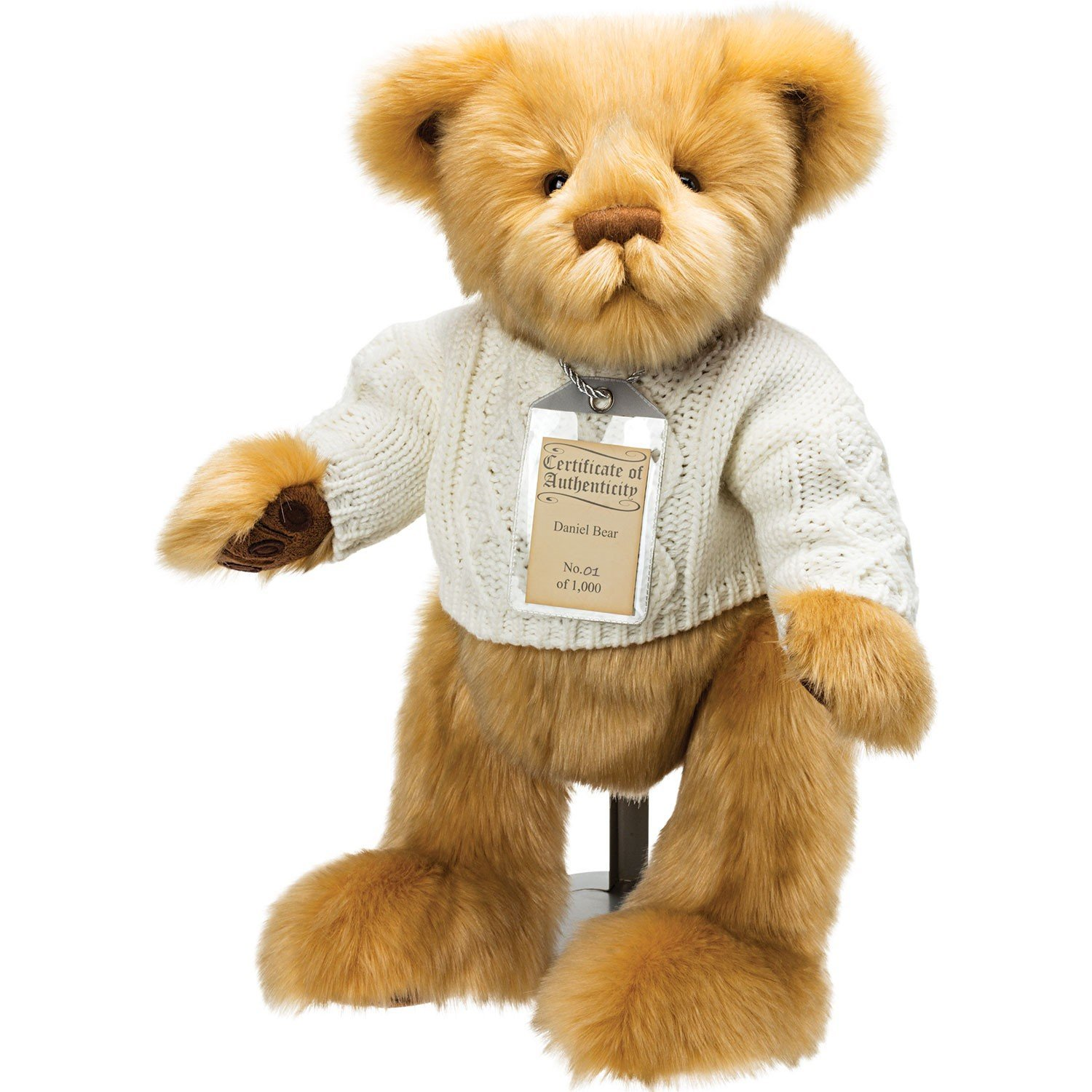 Suki: Silver Tag Collection - Daniel Bear (Limited Edition) image