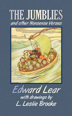 The Jumblies and Other Nonsense Verses (in Colour) by Edward Lear image