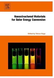 Nanostructured Materials for Solar Energy Conversion image