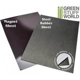 Magnetic Sheet Combo - Self Adhesive