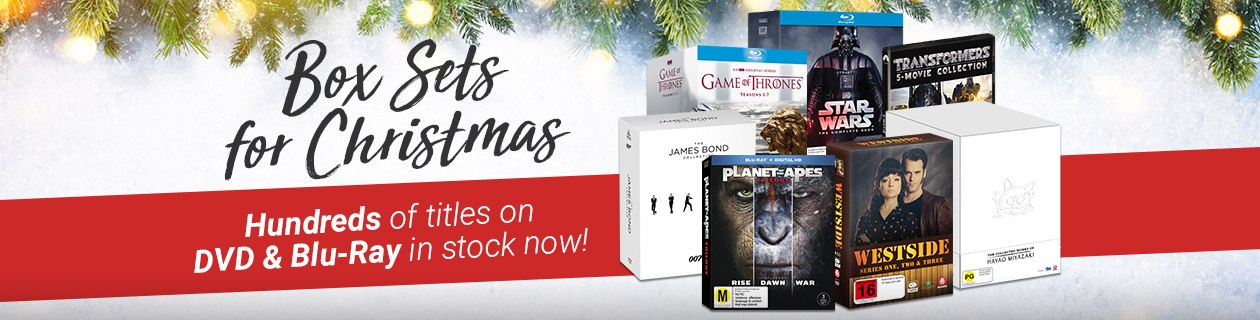 Box Sets for Christmas