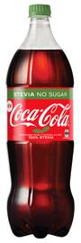 Coco Cola 100% Stevia No Sugar 1.5L 8pk