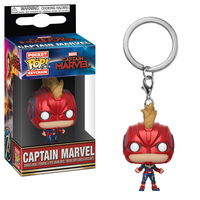 Captain Marvel - Pocket Pop! Keychain