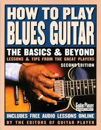 How to Play Blues Guitar by Richard Johnston image