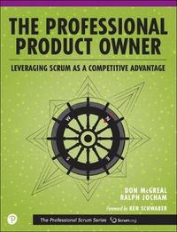 The Professional Product Owner by Don McGreal image