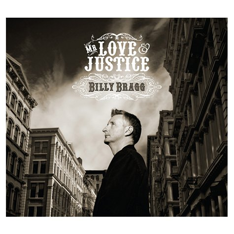 Mr. Love & Justice: Limited Deluxe by Billy Bragg image