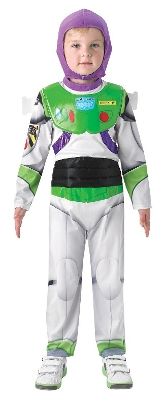 Toy Story: Buzz Lightyear - Deluxe Costume (Small)