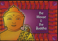 The Mouse & the Buddha by Kathryn Price image