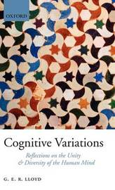 Cognitive Variations by Geoffrey Lloyd