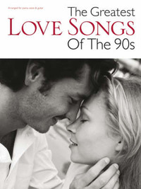 The Greatest Love Songs of the 90s image