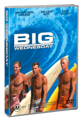 Big Wednesday on DVD image