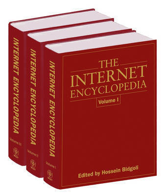 The Internet Encyclopedia: v.1-3
