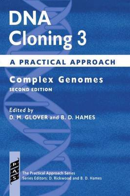 DNA Cloning 3: A Practical Approach image