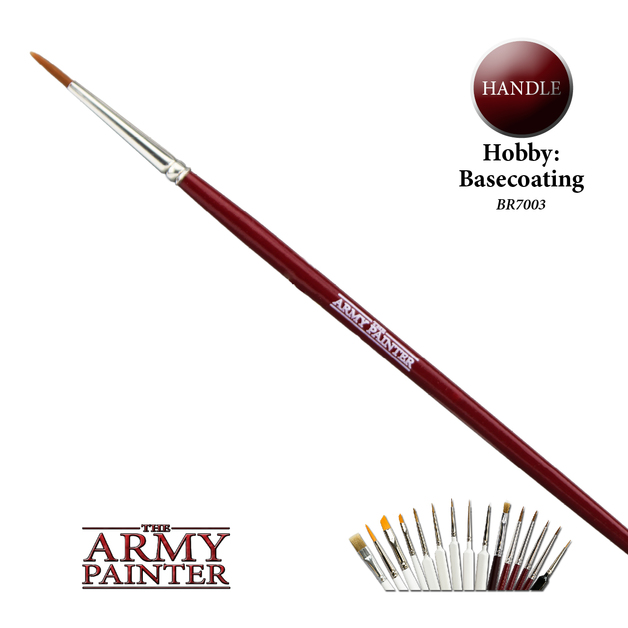 Army Painter Basecoating Brush