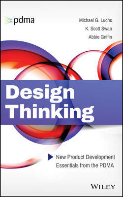 Design Thinking by Michael G. Luchs image