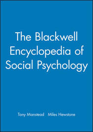 The Blackwell Encyclopedia of Social Psychology image