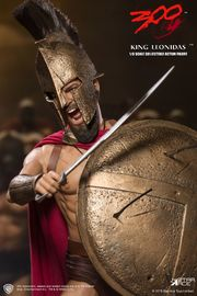 "300: King Leonidas - 12"" Action Figure"