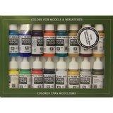 Vallejo Model Colour: Medieval Colours Set