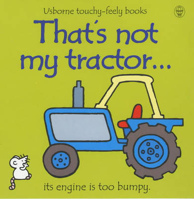 That's Not My Tractor by Fiona Watt image