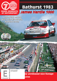 Magic Moments Of Motorsport: Bathurst 1983 on DVD