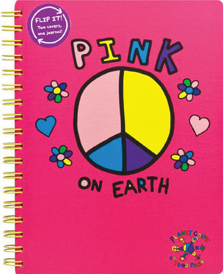 Todd Parr Journal Pink on Earth by Todd Parr