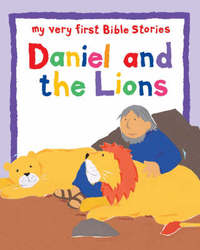 Daniel and the Lions by Lois Rock image