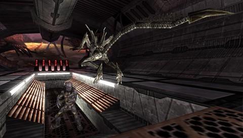 Aliens vs Predator: Requiem for PSP image