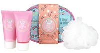 Miki: Tutti Fruity Cosmetic Bag Shower Set