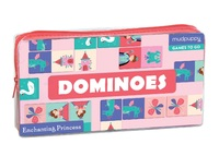 Mudpuppy: Enchanting Princess Dominoes