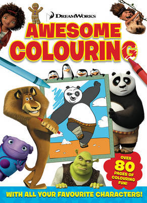 Awesome Colouring image