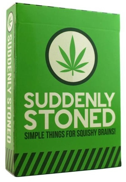 Suddenly Stoned - Party Game