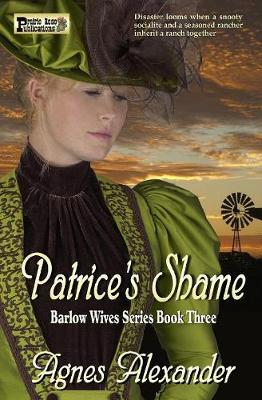 Patrice's Shame by Agnes Alexander image