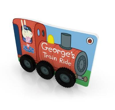 Peppa Pig: George's Train Ride by Peppa Pig