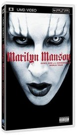 Marilyn Manson -Guns, God & Government World Tour for PSP